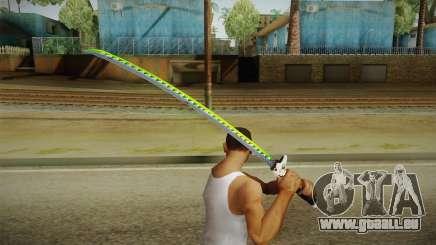 Overwatch 9 - Genjis Sword pour GTA San Andreas