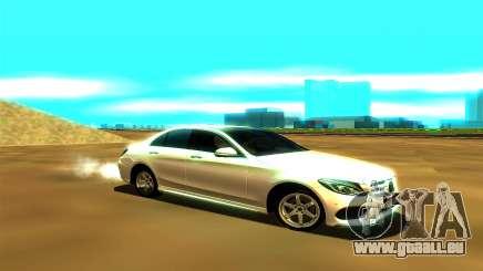 Mercedes-Benz C250 pour GTA San Andreas