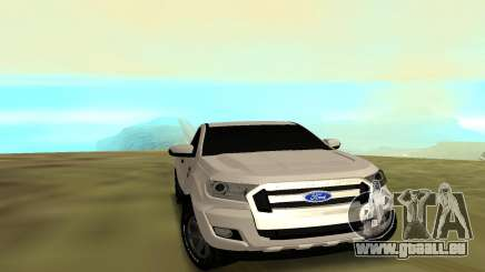 Ford Ranger 2017 pour GTA San Andreas