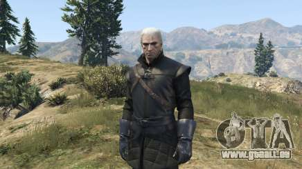 Geralt of Rivia New Moon Gear für GTA 5