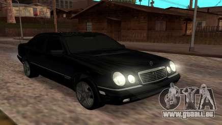 Mersedes-Benz W210 pour GTA San Andreas