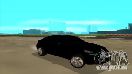 Lexus LS pour GTA San Andreas