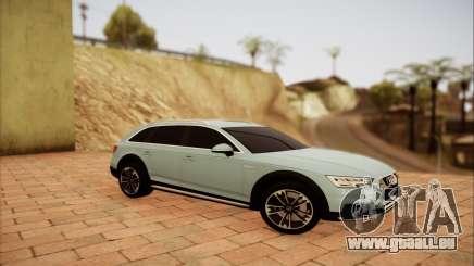 Audi A4 Allroad 2017 für GTA San Andreas