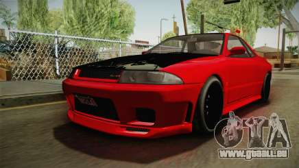 GTA 5 Annis Elegy Retro Custom v2 IVF pour GTA San Andreas