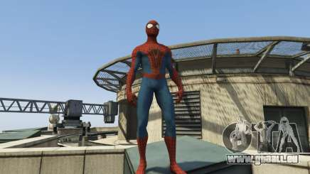 The Amazing Spider-Man 2 für GTA 5