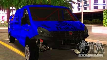 GAZ Next Rally für GTA San Andreas
