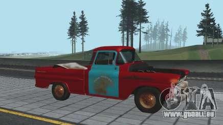 Chevrolet Apache für GTA San Andreas