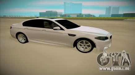 BMW M5 F10 pour GTA San Andreas