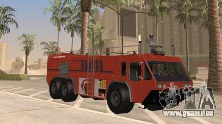 E-One Titan Force 6x6 pour GTA San Andreas