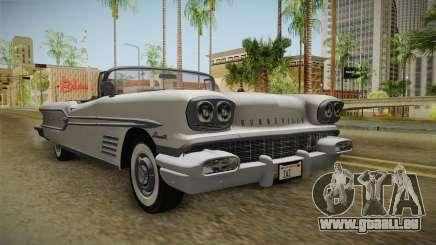 Pontiac Bonneville Hardtop 1958 HQLM pour GTA San Andreas