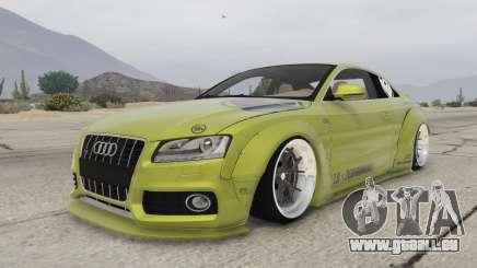 Audi S5 Liberty Walk pour GTA 5