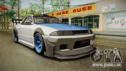 GTA 5 Annis Elegy Retro Custom v2 pour GTA San Andreas