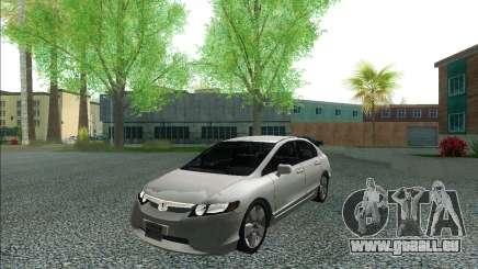 Honda Civic 2007 für GTA San Andreas