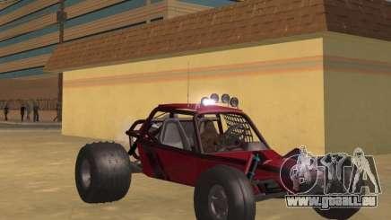Dune Y.A.R.E Buggy für GTA San Andreas