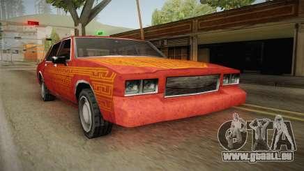 Tahoma Remington PJ1 pour GTA San Andreas