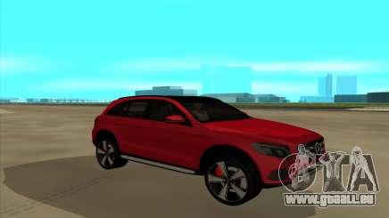 Mercedes Benz GLC für GTA San Andreas