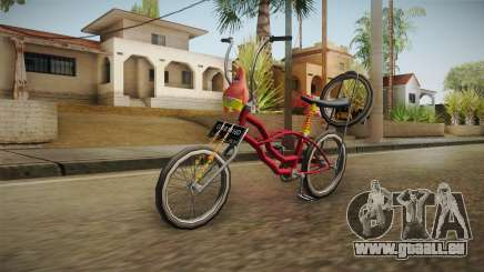 Bike Lowrider Thailook für GTA San Andreas