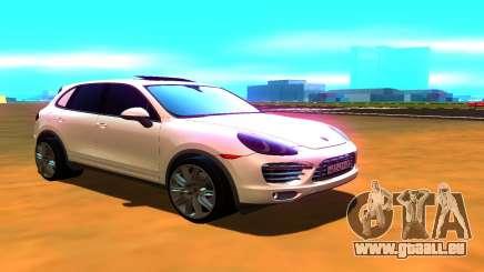 Porsche Cayenne Turbo S pour GTA San Andreas