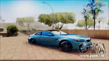 BMW M6 Stance pour GTA San Andreas