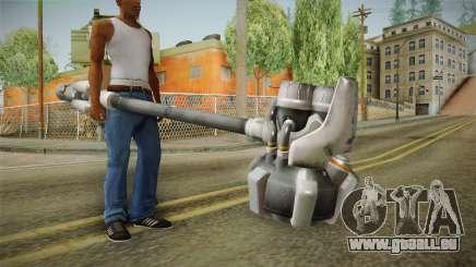 Overwatch 9 - Reinhardts Hammer pour GTA San Andreas