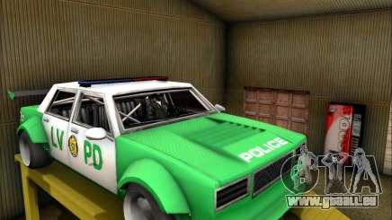 LVPD Drift Project pour GTA San Andreas
