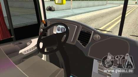 Marcopolo G6 pour GTA San Andreas vue arrière