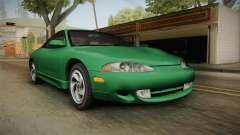 Mitsubishi Eclipse GSX 1995 IVF für GTA San Andreas