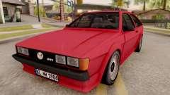 Volkswagen Scirocco Mk2 Stock
