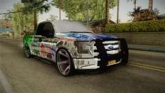Ford F-350 Livery Philippines pour GTA San Andreas