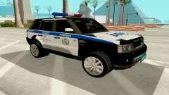 Range Rover Sport Police
