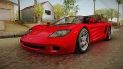 GTA 5 Progen GP1 Roadster