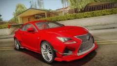 Lexus RC F RocketBunny