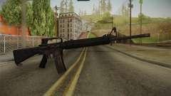 M16A2 Assault Rifle für GTA San Andreas