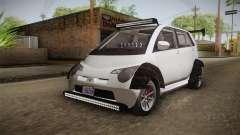 GTA 5 Benefactor Panto
