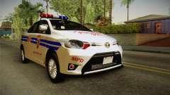 Toyota Vios 2014 Philippine National Police