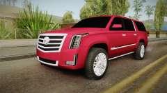 Cadillac Escalade 2016 pour GTA San Andreas
