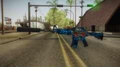 CS:GO - M4A1-S Masterpiece pour GTA San Andreas