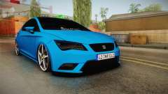Seat Leon FR Blue