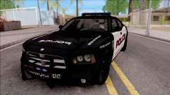 Dodge Charger High Speed Police für GTA San Andreas