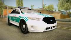 Ford Taurus Turkish Highway Patrol