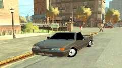 VAZ 2114 Convertible pour GTA 4