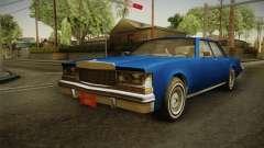 Driver: PL - Regina pour GTA San Andreas