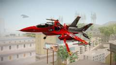 FNAF Air Force Hydra Foxy pour GTA San Andreas