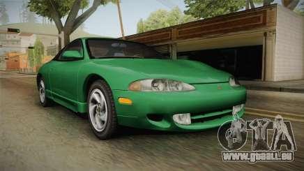 Mitsubishi Eclipse GSX 1995 IVF pour GTA San Andreas