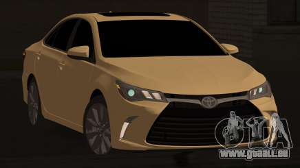 Toyota Camry 2017 pour GTA San Andreas