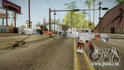 CS:GO - M4A1-S Freeze pour GTA San Andreas