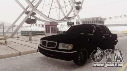 GAZ 3110 pour GTA San Andreas