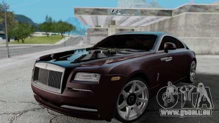 Rolls-Royce Wraith 2014 für GTA San Andreas
