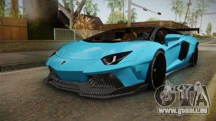 Lamborghini Aventador LP700-4 LB Walk v2 pour GTA San Andreas