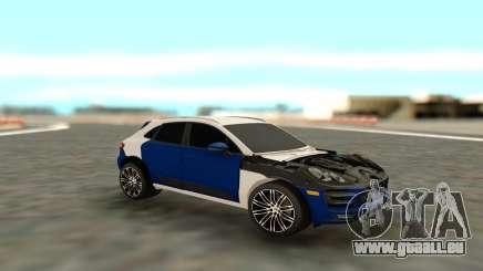 Porsche Macan S pour GTA San Andreas
